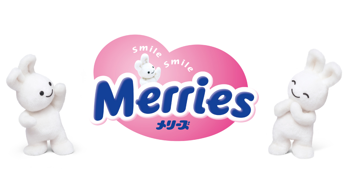 Kao Merries Introducing The Merries Brand
